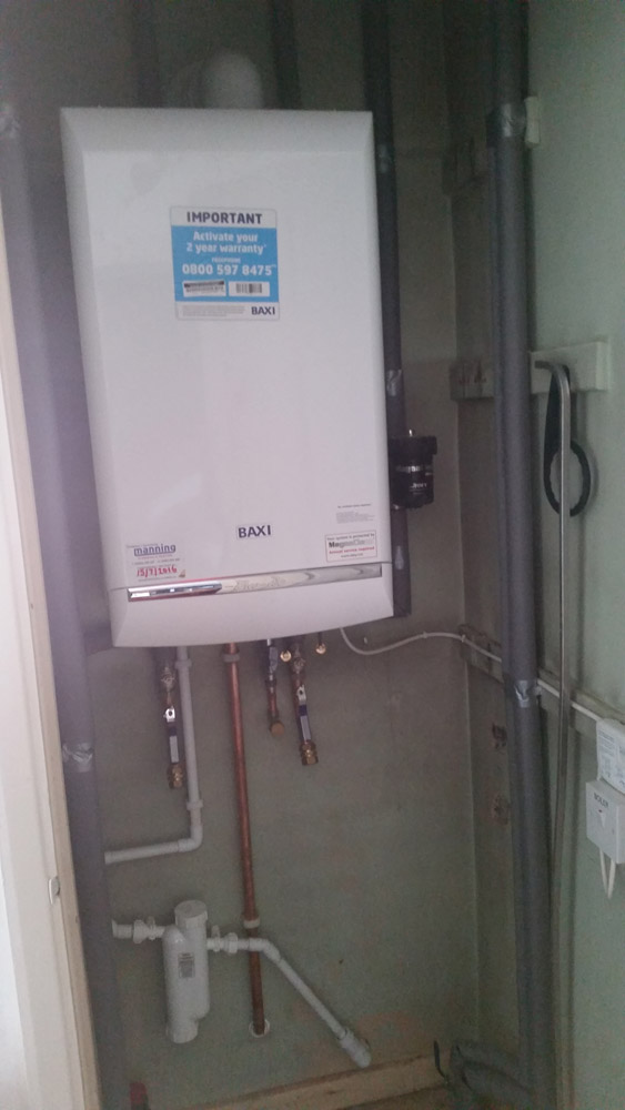 Central Heating Amp Hot Water Manning Plumbing Amp Heating